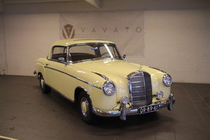 MERCEDES-BENZ 220SE COUPE INJECTION, 1959