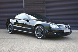 2005 Mercedes SL65 AMG 6.0 V12 Bi-Turbo Convertible (28002 miles) SOLD