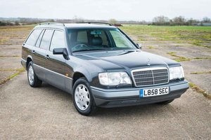 1994 Mercedes-Benz W124 E320 Estate - 66K Miiles - High Sepc SOLD