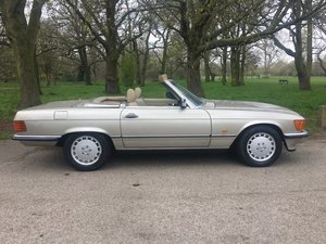 Mercedes 300 SL W107 Classic 1987 Auto Low miles Sports  SOLD