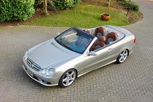 2005 CLK Designo Armani : Limited Edition - 1 of 100 For Sale