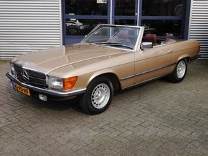 Mercedes Benz 280SL, 1983