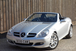 Picture of Mercedes SLK 350 7G-Tronic Auto, 2005/05, 75000 Miles, FSH   SOLD