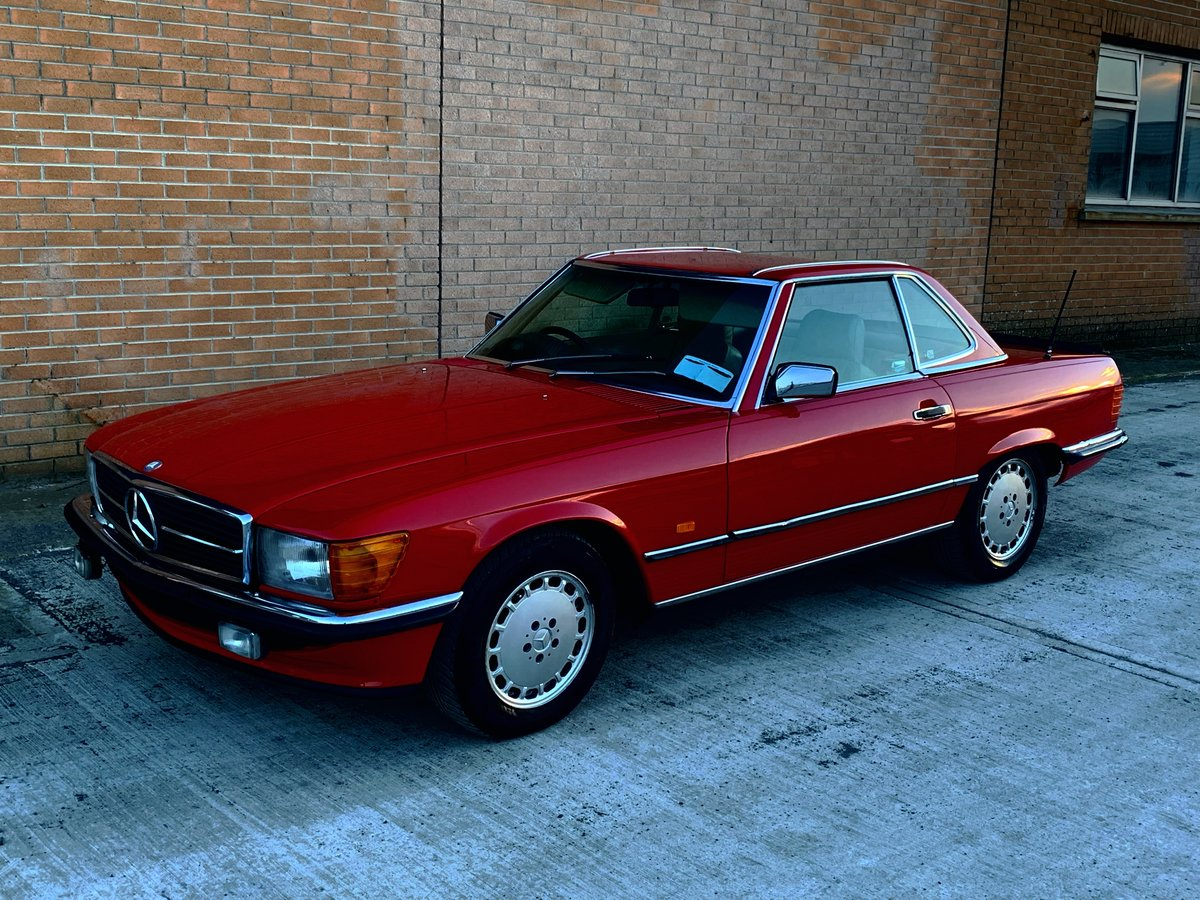 1987 300 SL For Sale (picture 1 of 6)