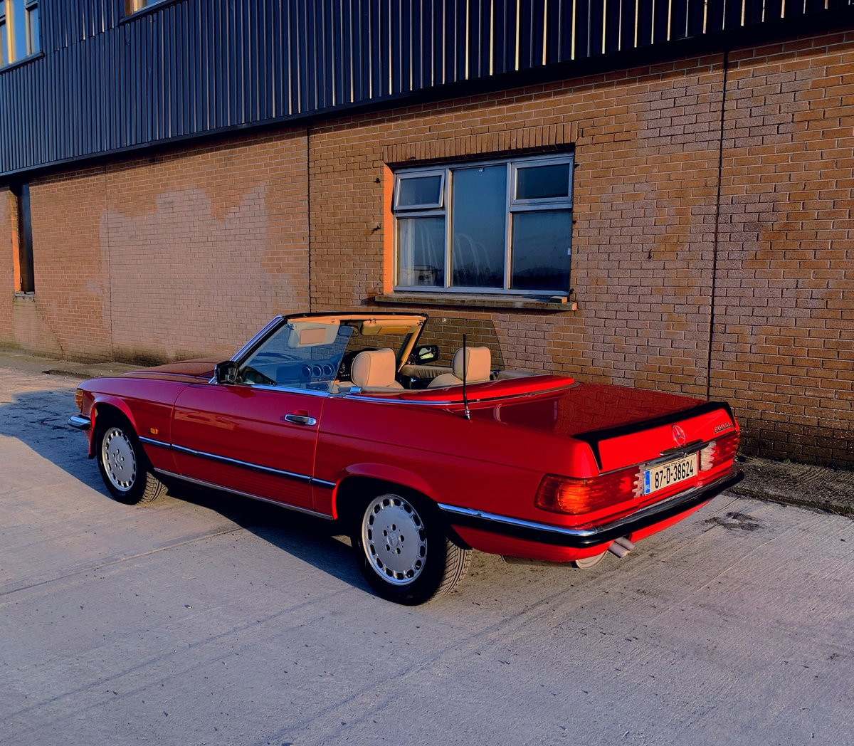 1987 300 SL For Sale (picture 4 of 6)
