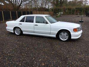 1988 Mercedes 560 SEL LHD rust free car 150HD pics
