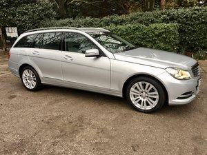 2012 Mercedes C180 Executive SE estate only 6300miles 1 Owner For Sale