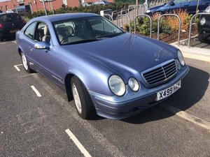 2000 Mercedes-Benz CLK Clk230 Kompressor Elegance For Sale