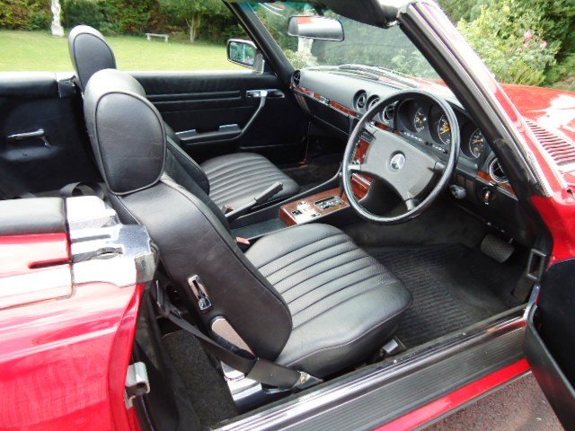 Mercedes sports 300 SL 1987 For Sale (picture 4 of 6)