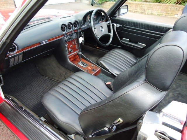 Mercedes sports 300 SL 1987 For Sale (picture 6 of 6)