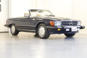 1988 Mercedes-Benx 560 SL Aut. Convertible For Sale