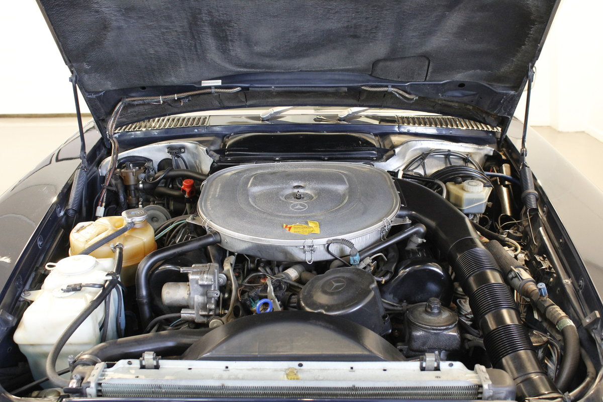 1988 Mercedes-Benx 560 SL Aut. Convertible For Sale (picture 6 of 6)