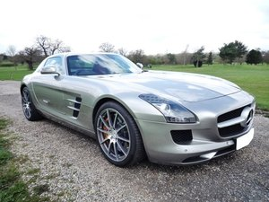2010 Mercedes Benz SLS AMG For Sale