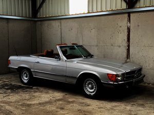 1972 350 SL For Sale