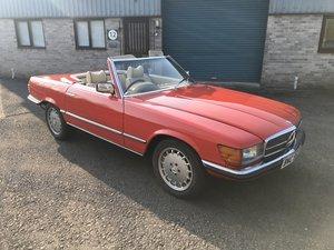 1978 Exempt mercedes 350 v8 sl  For Sale
