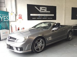 2010 Mercedes SL63 AMG Convertible ONLY 26259 miles For Sale