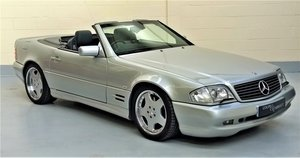 1997 Mercedes SL60 AMG For Sale