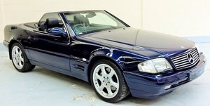 Mercedes sl320 Limited Edition - 2000X with 48000 miles For Sale