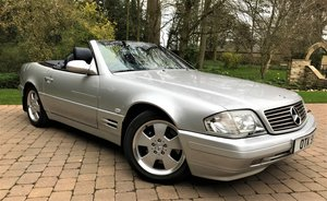 MERCEDES SL500 – 1999S WITH 42000 MILES For Sale