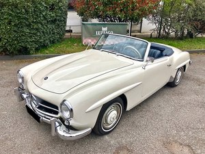 1957 MERCEDES 190 SL W121 For Sale