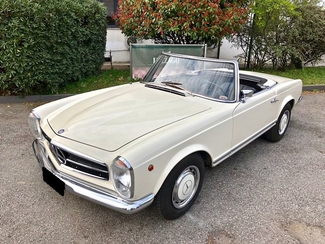 1968 MERCEDES BENZ - 280 SL PAGODA AUTOMATIC For Sale (picture 1 of 6)