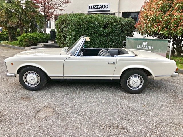 1968 MERCEDES BENZ - 280 SL PAGODA AUTOMATIC For Sale (picture 2 of 6)