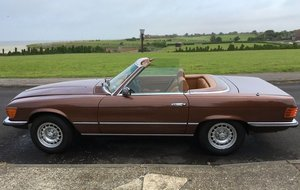 MERCEDES 350 SL  1979 STUNNING EXAMPLE  HARD&SOFT TOPS For Sale
