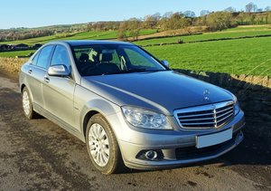 2008 MERCEDES BENZ C200 CDI SUPERB LUXURY CAR SOLD by Auction