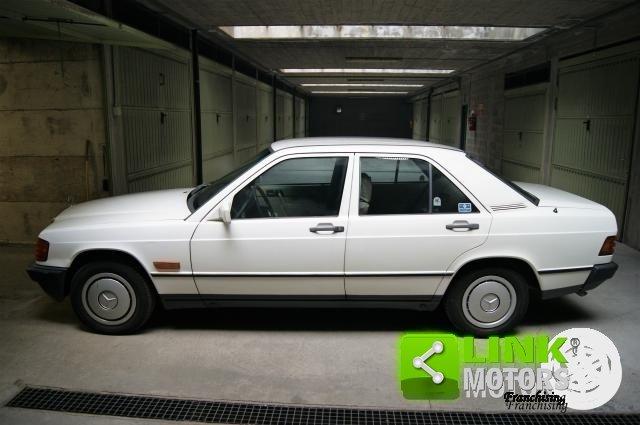MERCEDES 190 E DEL 1984 CON GANCIO TRAINO For Sale (picture 2 of 6)