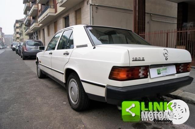 MERCEDES 190 E DEL 1984 CON GANCIO TRAINO For Sale (picture 5 of 6)