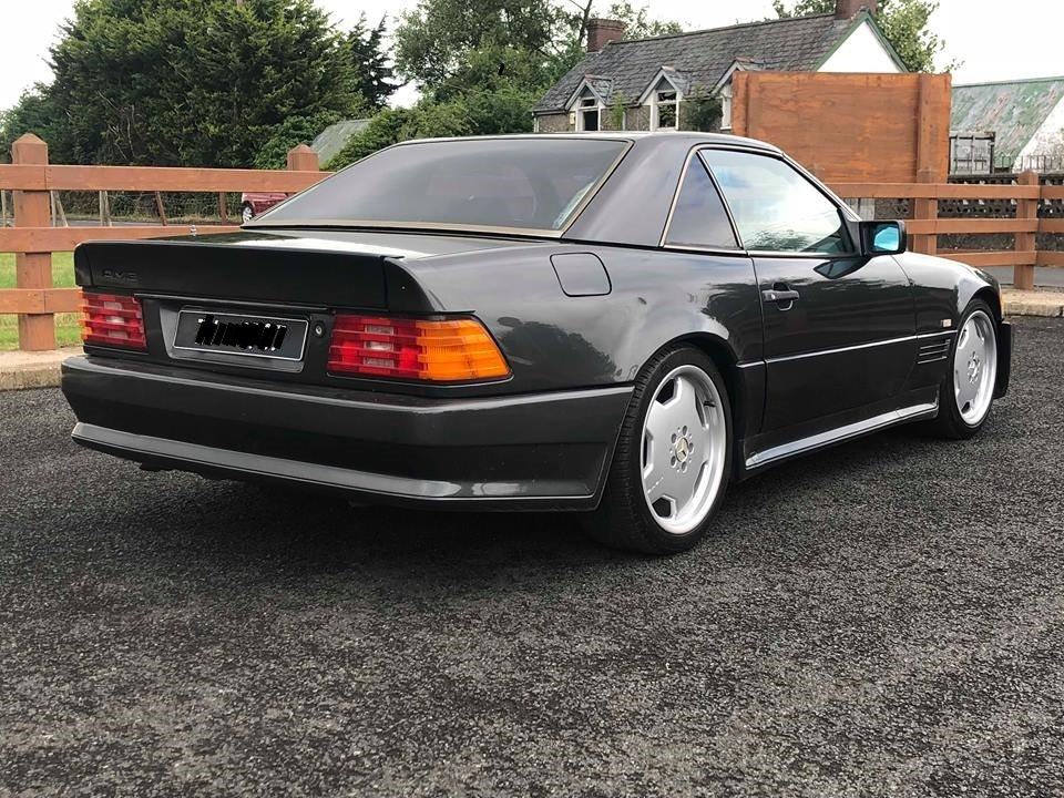 1990 Mercedes-Benz 500 SL AMG For Sale (picture 4 of 6)