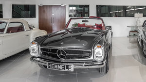 1969 280 SL Pagoda by Hemmels Immaculate  For Sale