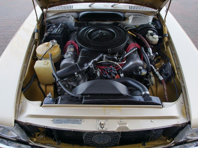 1973 Mercedes Benz 450SL W107 only 65.422 miles For Sale (picture 4 of 6)