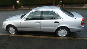 1995 Mercedes Elegance c180 For Sale