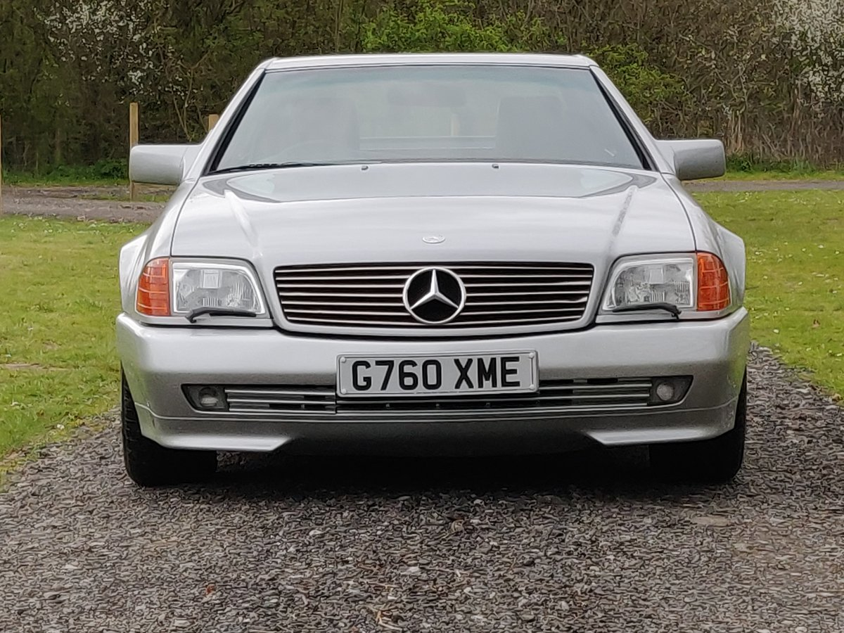 1990 Mercedes-Benz R129 500SL For Sale (picture 1 of 6)
