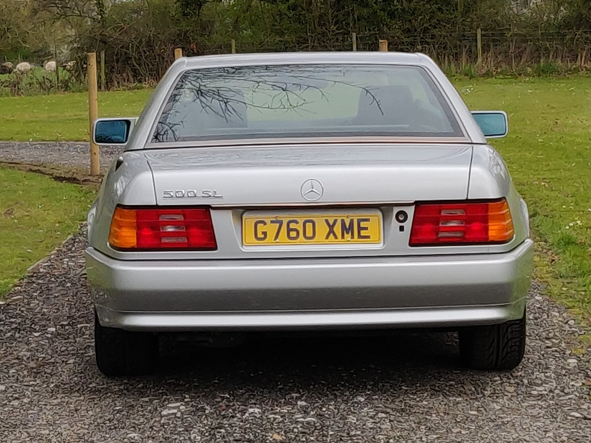 1990 Mercedes-Benz R129 500SL For Sale (picture 4 of 6)
