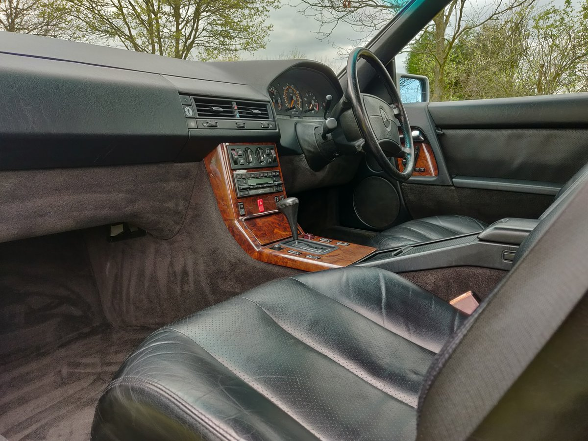 1990 Mercedes-Benz R129 500SL For Sale (picture 5 of 6)