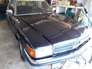 1974 Mercedes SL350 For Sale