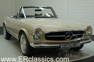 Mercedes-Benz 280SL 1971 top restored For Sale