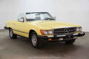 1981 Mercedes-Benz 380SL For Sale