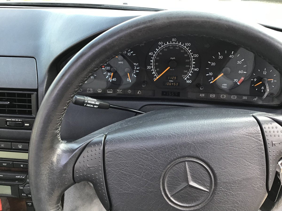 Mercedes SL320 1996 For Sale (picture 6 of 6)