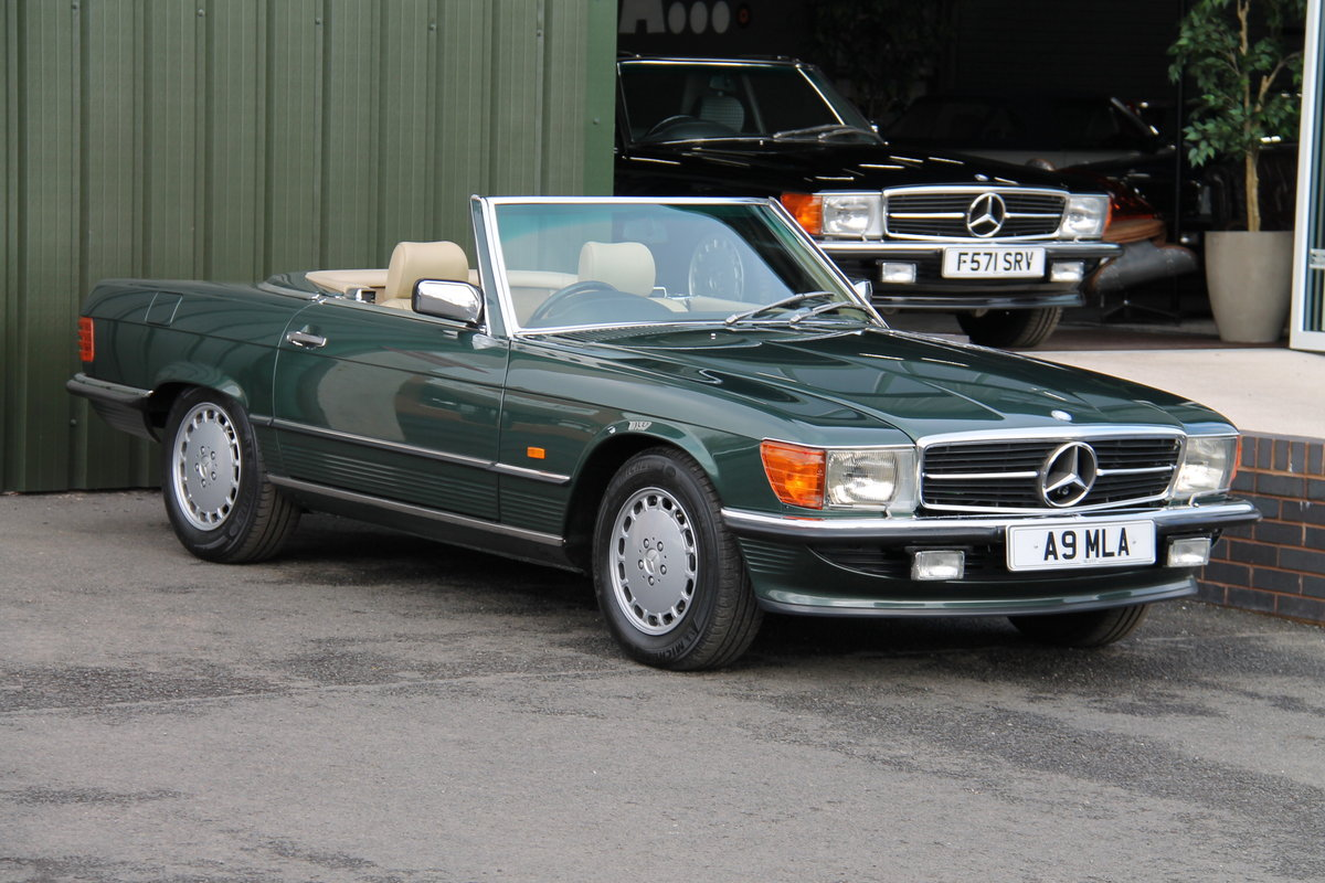 1988 MERCEDES-BENZ 500 SL | STOCK #2104 For Sale (picture 1 of 6)