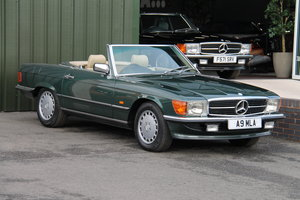 1988 MERCEDES-BENZ 500 SL | STOCK #2104