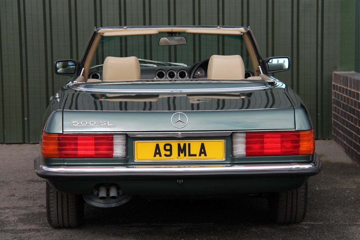 1988 MERCEDES-BENZ 500 SL | STOCK #2104 For Sale (picture 6 of 6)