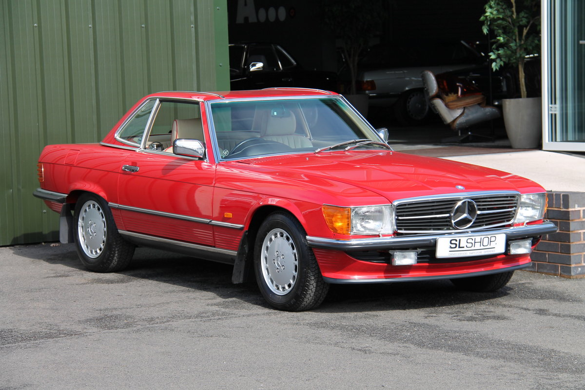 1989 MERCEDES-BENZ 300 SL | STOCK #2096 For Sale (picture 1 of 6)