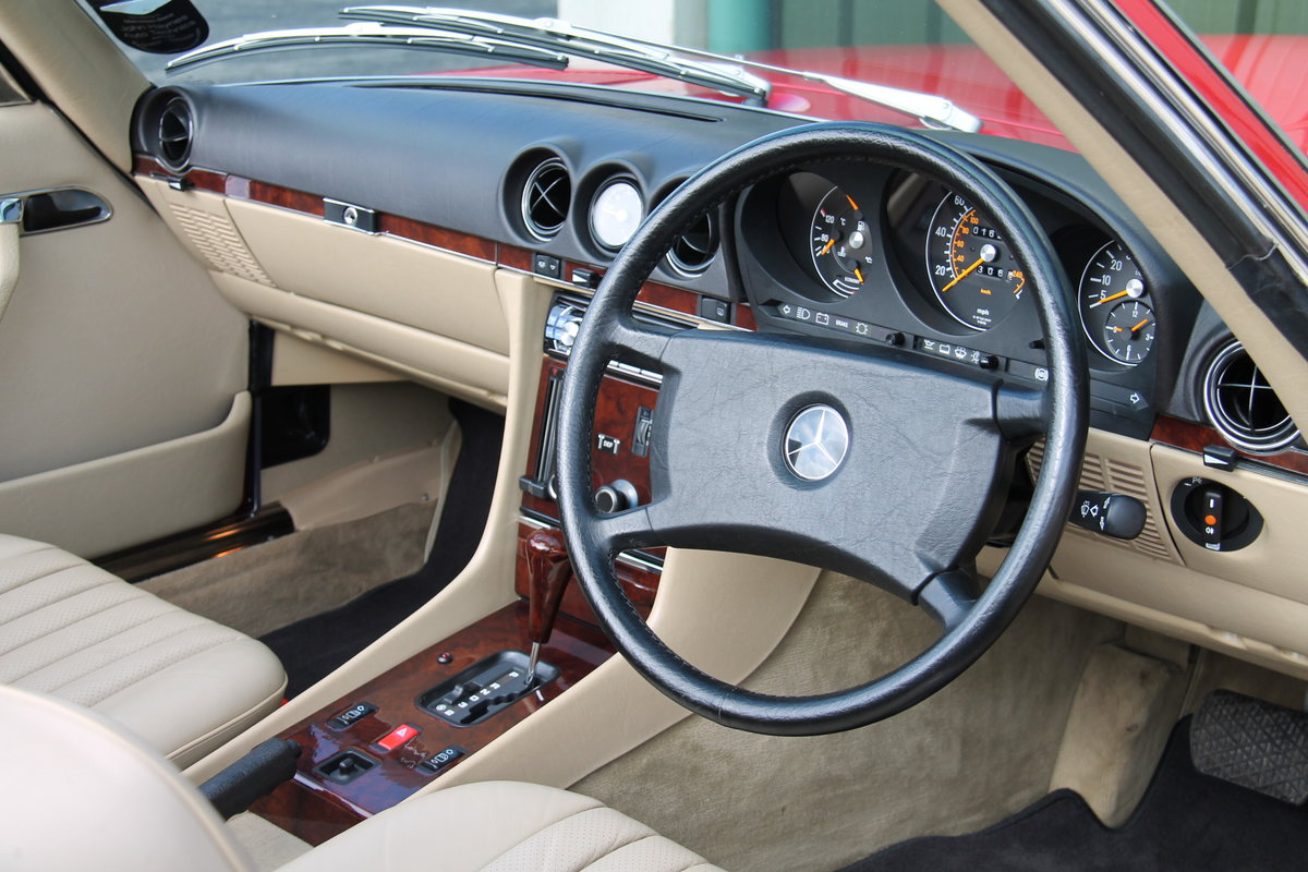 1989 MERCEDES-BENZ 300 SL | STOCK #2096 For Sale (picture 2 of 6)