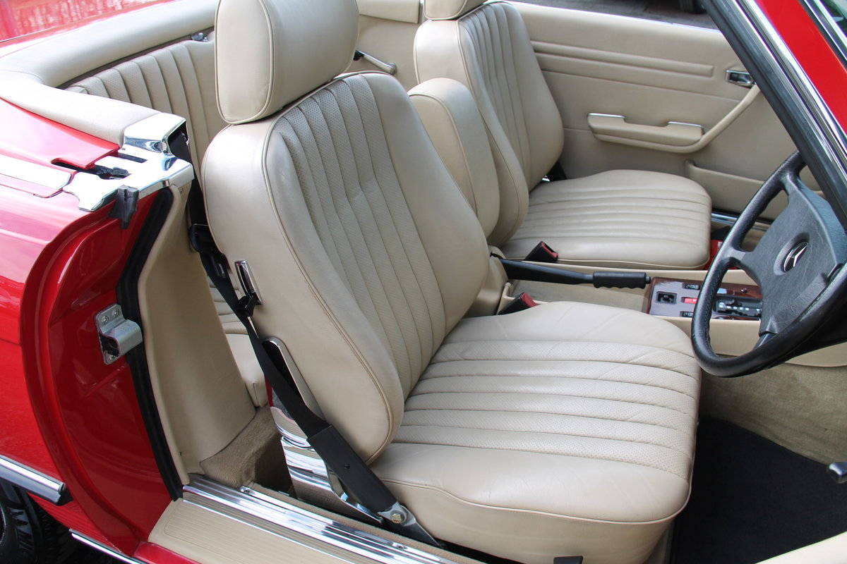1989 MERCEDES-BENZ 300 SL | STOCK #2096 For Sale (picture 3 of 6)