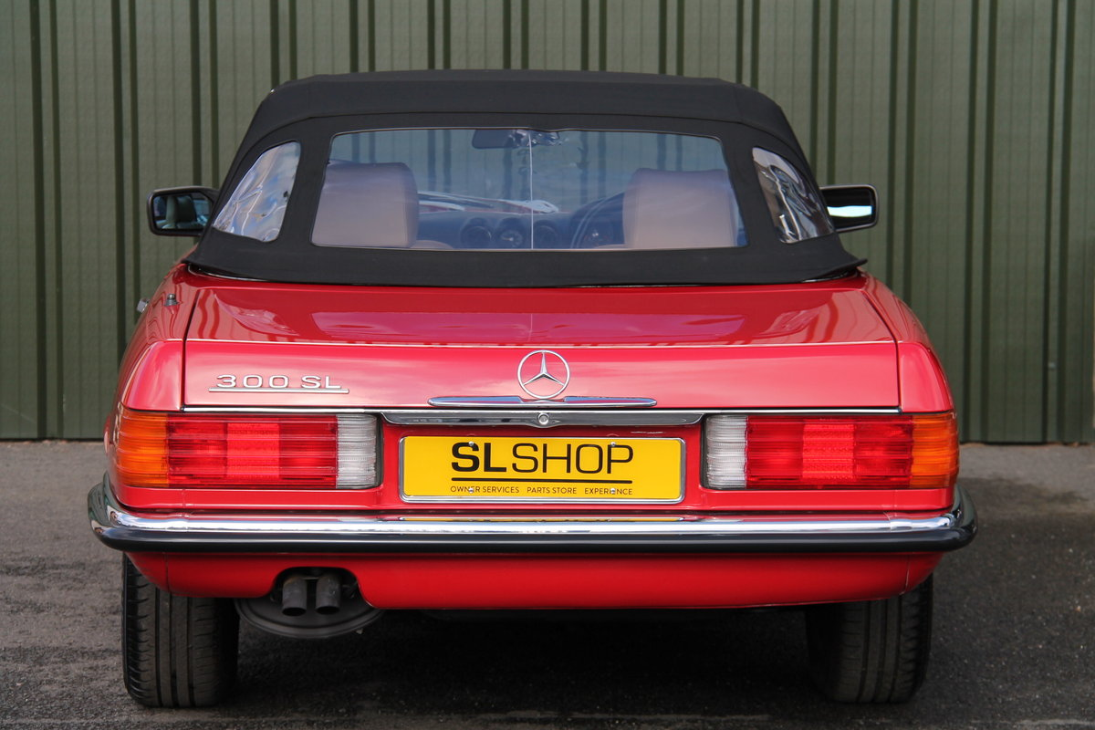 1989 MERCEDES-BENZ 300 SL | STOCK #2096 For Sale (picture 6 of 6)