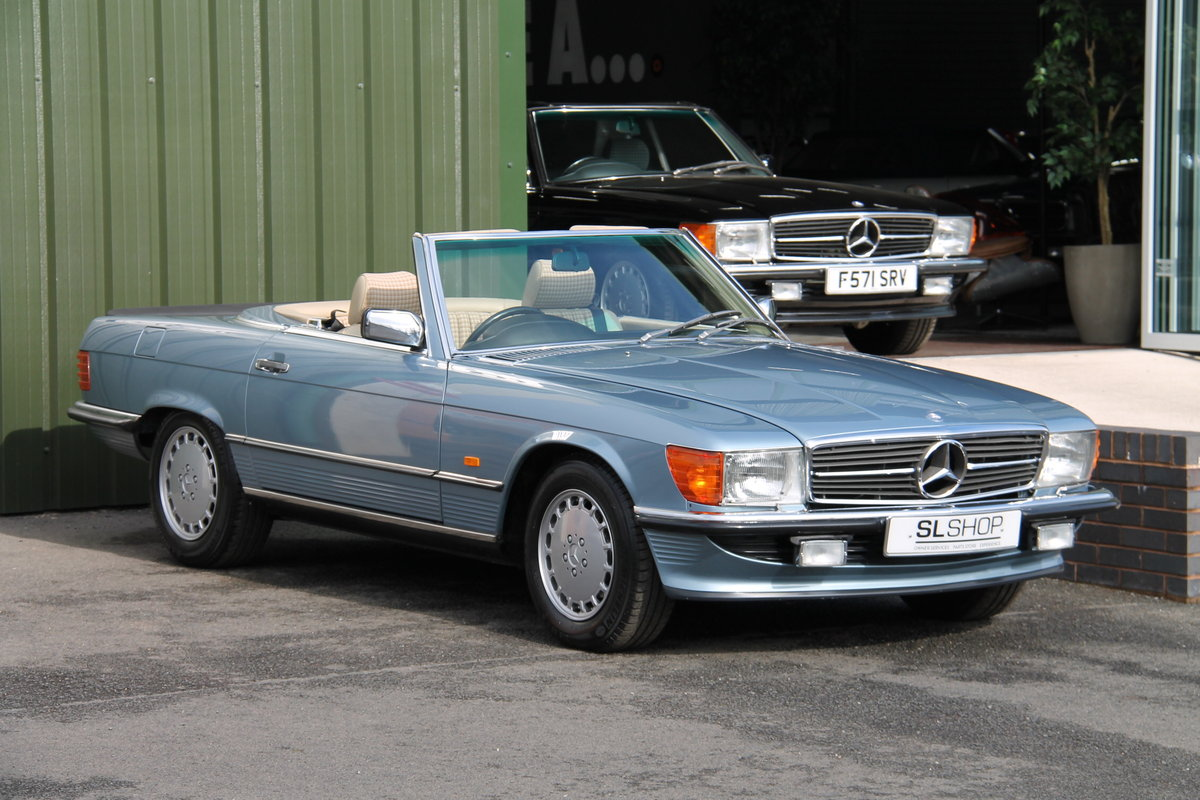 1987 MERCEDES-BENZ 300 SL | STOCK #2090 For Sale (picture 1 of 6)