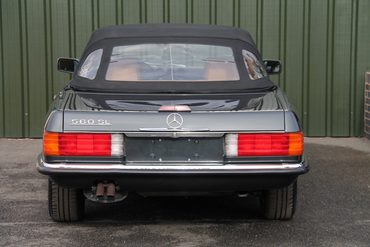 1988 MERCEDES-BENZ 560 SL LHD | STOCK #2075 For Sale (picture 6 of 6)